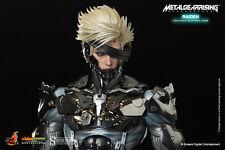 Hot Toys 1/6 Metal Gear Rising: Revengeance: Raiden  VGM17 IN STOCK