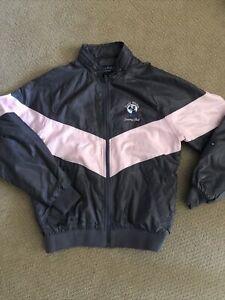 Vintage Sunset Whitney Country Club Golf Jacket Women's Size Medium Duckster