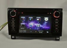In Dash Car DVD GPS Player Navigation Radio Stereo For Toyota Tundra Sequoia