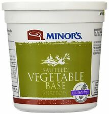 Minors Sauteed Vegetable Base, 16 Ounce