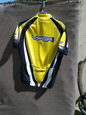 maillot cyclisme manches courtes VIPER taille L