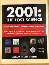2001: The Lost Science by Adam K. Johnson 2012 BRAND NEW Large Paperback w/DVD