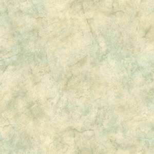 York Marble Wallpaper in Shades of Teal, Cream, Gold, Light Brown, Greens PA5666