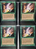 Thermokarst Ice Age Magic The Gathering MTG Cards 4x x4 NM
