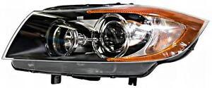 HELLA Bi-Xenon Headlight Left Fits BMW 3 E91 E90 2005-2008