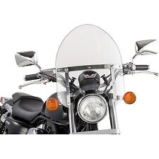 Slipstreamer - HD-0-C - HD-0 Mini Police Windshield, Clear