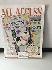 All Access Anita Goodesign November 2019 Vintage Santa AAVIP1911 Book and CD
