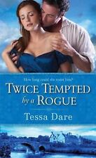 Twice Tempted by a Rogue by Tessa Dare  The Stud Club Trilogy Book 2