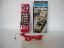 TELEFONO PARETE ABS CON TASTI PHOENIX MODELLO 728 ANNI '80
