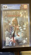 Ultimate Fallout 4 CGC 9.6 1st Miles Morales Spider-Man Bendis Hickman Bagley