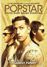 Popstar: Never Stop Never Stopping (DVD, 2016)