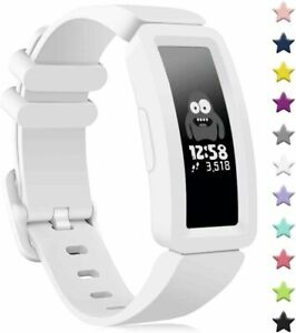 Replacement Wristband Watch Strap for Fitbit ace2 Silicone Soft Sports Bracelet