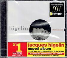 CD - JACQUES HIGELIN / Amor doloroso