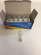 RV Lighting -  #921 Push In Bulbs - 12 Volt - Pkg of 10 - Secure Shipping