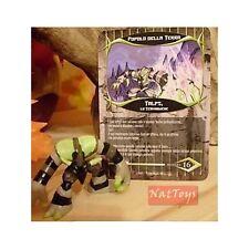 GORMITI FINAL EVOLUTION TERRA TALPS +CARD *natascia2480*