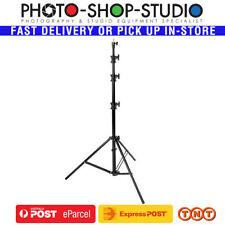 Jinbei Light Stand 3.0m Aluminium (Air Cushioned) MZ-3000   Max loading: 7kg