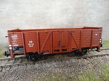 H0 Liliput L235012 offener Güterwagen Om21 DB Ep III NEM neu OVP