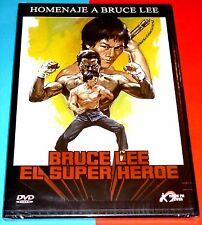 BRUCE LEE EL SUPER HEROE La vida de Bruce Lee - Precintada