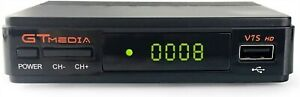 GT MEDIA V7S HD Satellite TV Receiver Built-in Galaxy 19 FTA DVB-S/S2