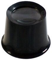 Loupe D'Horloger Noir Fabrication de Montres Oculaire Joallier