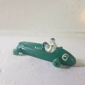 Vintage Dinky cooper bristol racing car green 1:43