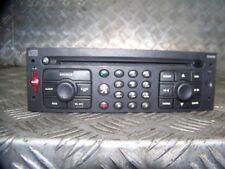 PEUGEOT 807 GPS NAVIGATION RADIO NAVI SAT NAV 14000706XT