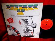 SANREMO 87 LP 1987 EX+ Pravo Orme Mannoia Bella Mango Spandau Ballet Bangles