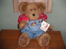 """Boyds Bears Plush 2002 ~12"""" Jeb Macdonald~ Style #912662"""