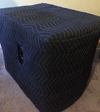 Alto Pro Black Sub 15 or Denon Delta 15 Sub Black Covers (2) - Qty of 1=1 Pair!