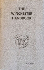 The Winchester Handbook by George Madis (1981, Hardcover)