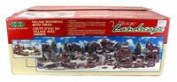 🔥LEMAX Village Mountain Waterfall Trees 84212 Rare Retired SEE NOTES🔥