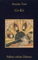 Cri-Kritosti antonioselleriomemoria286prima edizione roma guerra c nuovo 78