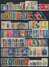 Weeda Netherlands 204//453, B1//B347 Used lightly duplicated collection CV $128+