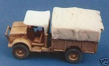 1/76th WWII British BEDFORD DPM 15cwt GS CAMION Wee amici WV76012 non dipinti