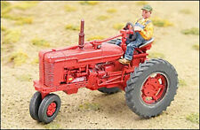 GHC Models HO Scale Farm Machinery