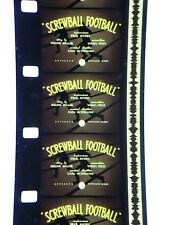 16MM CARTOON- Screwball Football (1939) WB Cartoon Ansco Color