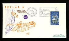 Postal History France Scott #1135 Space Event NASA Skylab 4 French Guiana 1973