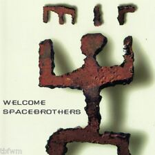 NEU MIR - Welcome Spacebrothers CD Album EYE Q RECORDS '97 TRANCE TECHNO AMBIENT