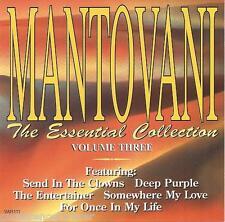 MANTOVANI - The Essential Collection Volume Three (UK 13 Tk CD Album)