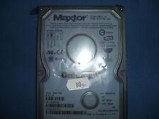 NEW unused Maxtor DiamondMax 16 QuickView (80GB)