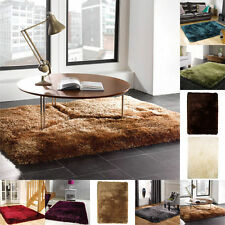 Polyester Solid Pattern Rugs