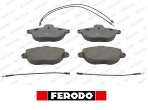 Kit Series Front Brake Pads Citroen Xantia FERODO FDB1069