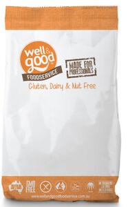 Well & Good Classic Bread Mix Gluten Free 15kg