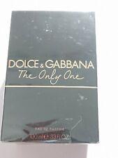 Dolce & Gabbana THE ONLY ONE Eau de parfum EDP 100 ml for her