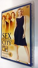 Sex and the City DVD Serie Televisiva Stagione 4 Volume 3 - Episodi 6