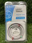 BRAND NEW Intermatic Lamp Appliance Timer 1750 Watt 15 Amp 125 VAC    E1 photo