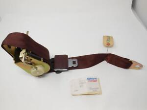 NEW OEM Chrysler New Yorker Right Front Outer Seat Belt Lap F752EE8 SHIPS TODAY