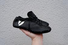 vintage rennrad schuhe shoes carnac Gr.39 folgt scarpe shwarz black 70er 80er