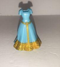 Disney Polly Pocket Magiclip Dress Blue Merida Dress