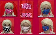 Behelfsmaske Mundnasenschutz  für Kinder oder Erwachsene viele Stoffe erhältlich